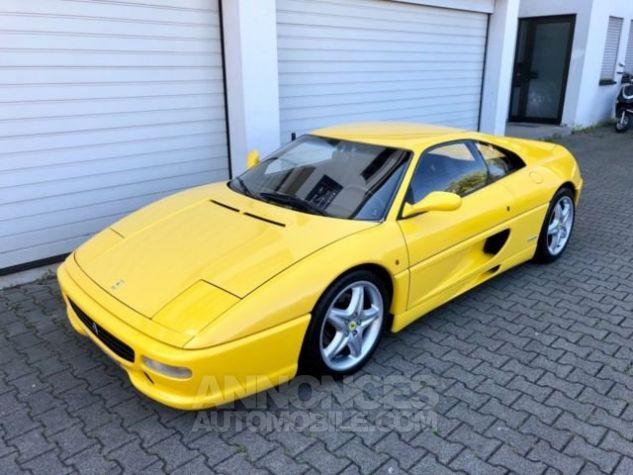Ferrari F355 GTB  jaune giallo Modena Occasion - 1