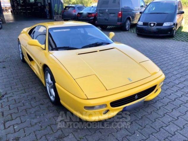 Ferrari F355 GTB  jaune giallo Modena Occasion - 3