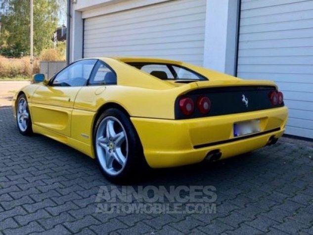 Ferrari F355 GTB  jaune giallo Modena Occasion - 4