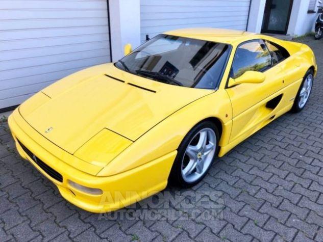 Ferrari F355 GTB  jaune giallo Modena Occasion - 6