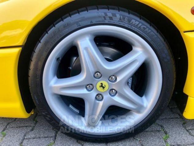 Ferrari F355 GTB  jaune giallo Modena Occasion - 7