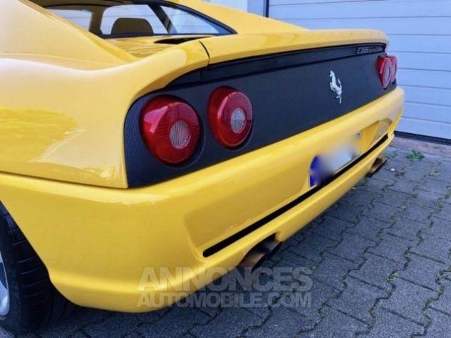 Ferrari F355 GTB  jaune giallo Modena Occasion - 8