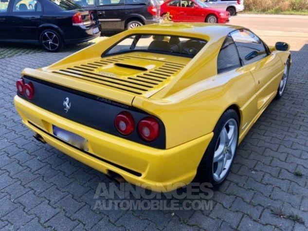 Ferrari F355 GTB  jaune giallo Modena Occasion - 9