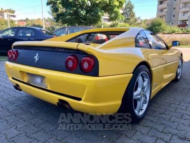 Ferrari F355 GTB  jaune giallo Modena Occasion - 10