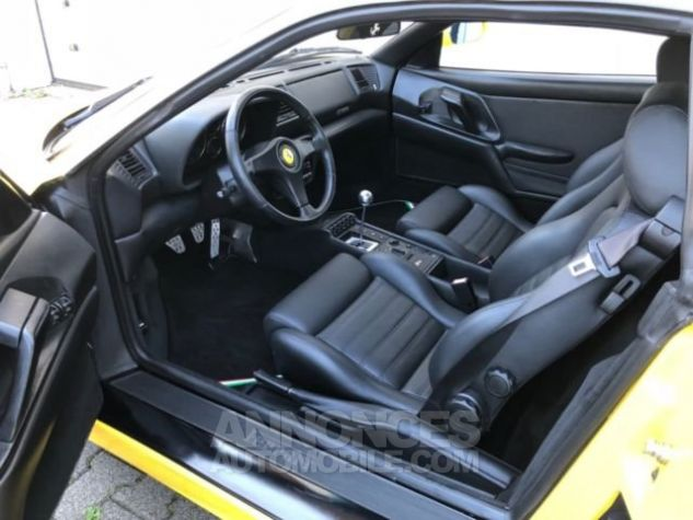 Ferrari F355 GTB  jaune giallo Modena Occasion - 14