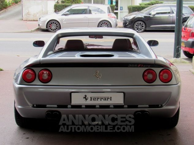 Ferrari F355 GTS F1 GRIGIO TITANIO Occasion - 4