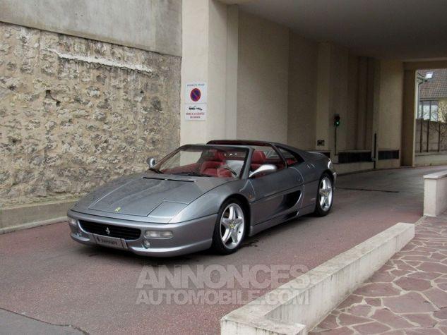 Ferrari F355 GTS F1 GRIGIO TITANIO Occasion - 10