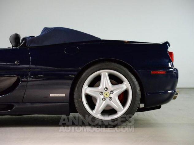 Ferrari F355 SPIDER F1 Bleu Fonce Occasion - 15