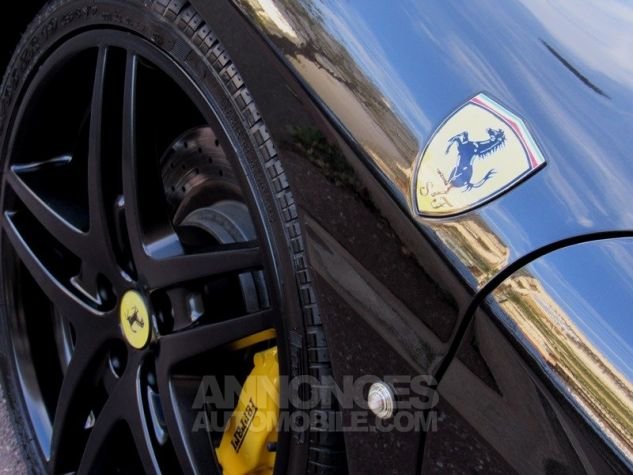 Ferrari F430 COUPE V8 F1 NERO DAYTONA Occasion - 4