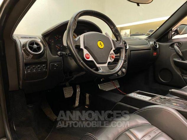 Ferrari F430 Spider V8 4.3 F1 60iéme Anniversaire Noir Occasion - 1