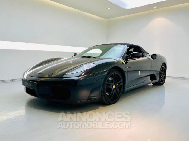 Ferrari F430 Spider V8 4.3 F1 60iéme Anniversaire Noir Occasion - 7
