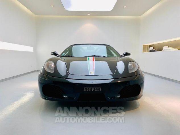 Ferrari F430 Spider V8 4.3 F1 60iéme Anniversaire Noir Occasion - 8