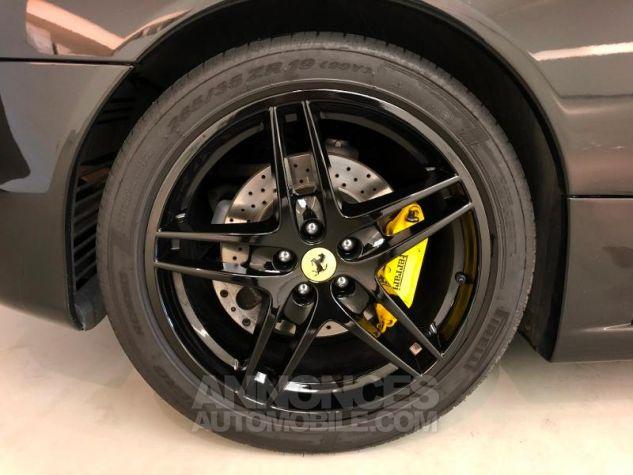Ferrari F430 Spider V8 4.3 F1 60iéme Anniversaire Noir Occasion - 11
