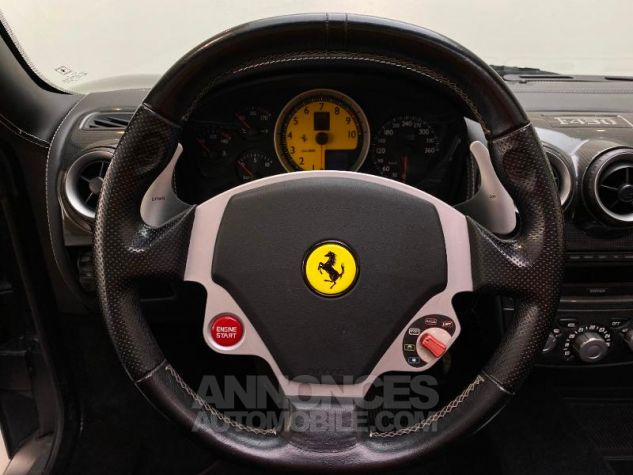 Ferrari F430 Spider V8 4.3 F1 60iéme Anniversaire Noir Occasion - 14