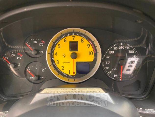 Ferrari F430 Spider V8 4.3 F1 60iéme Anniversaire Noir Occasion - 15