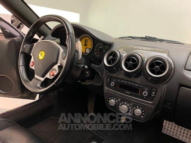 Ferrari F430 Spider V8 4.3 F1 60iéme Anniversaire Noir Occasion - 19
