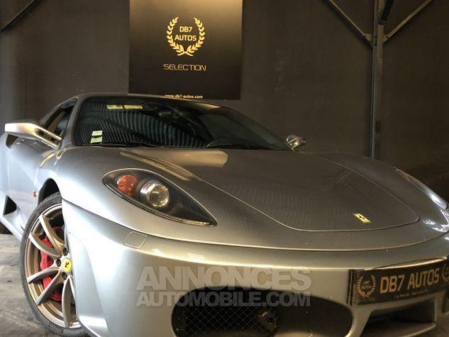 Ferrari F430 V8 F1 CARNET COMPLET EMB 12% GRIS Occasion - 0