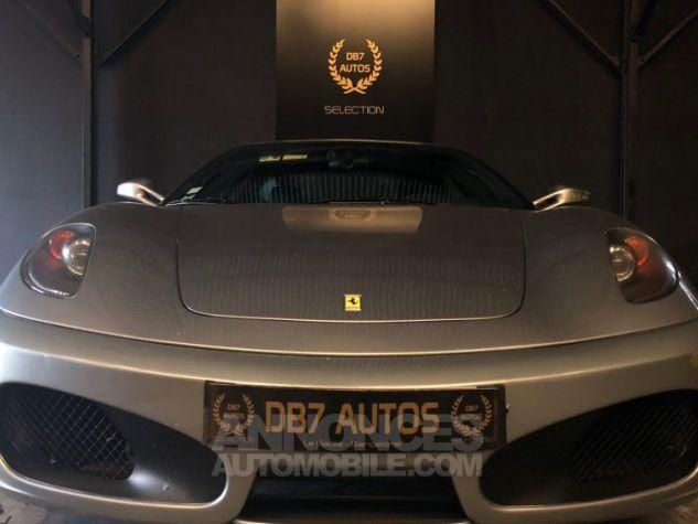 Ferrari F430 V8 F1 CARNET COMPLET EMB 12% GRIS Occasion - 1