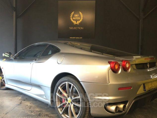 Ferrari F430 V8 F1 CARNET COMPLET EMB 12% GRIS Occasion - 2