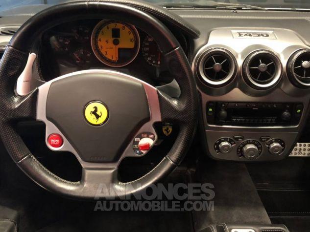 Ferrari F430 V8 F1 CARNET COMPLET EMB 12% GRIS Occasion - 5