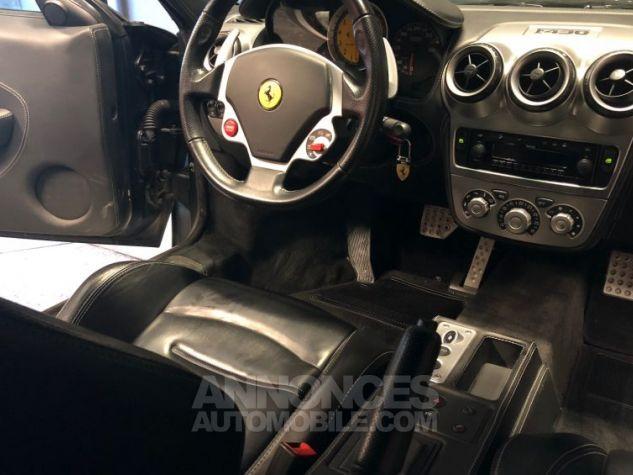 Ferrari F430 V8 F1 CARNET COMPLET EMB 12% GRIS Occasion - 7