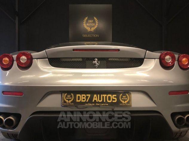Ferrari F430 V8 F1 CARNET COMPLET EMB 12% GRIS Occasion - 12