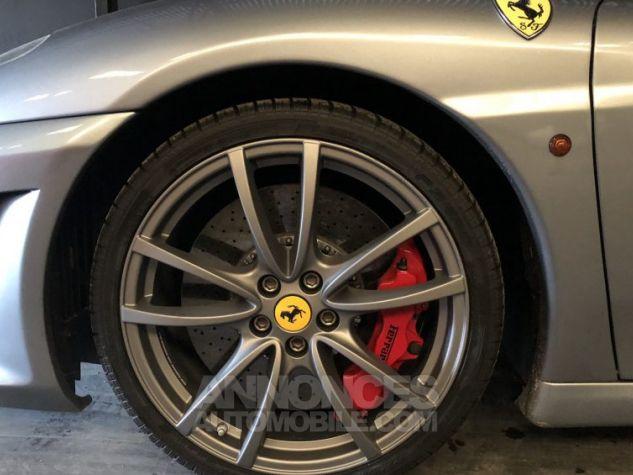 Ferrari F430 V8 F1 CARNET COMPLET EMB 12% GRIS Occasion - 13