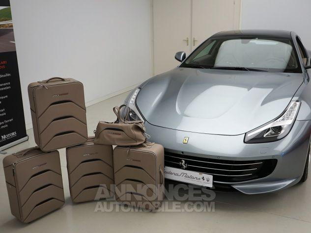 Ferrari GTC4 Lusso V12 4RM GRIGIO TITANIUM METAL Occasion - 11