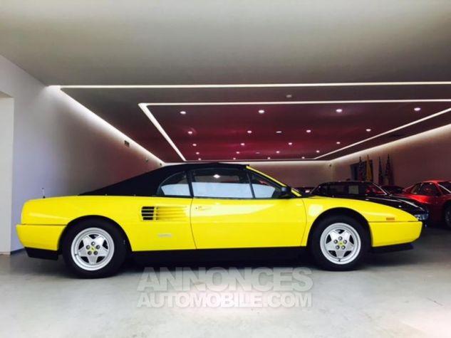 Ferrari Mondial T Cabriolet GIALLO MODENA Occasion - 2