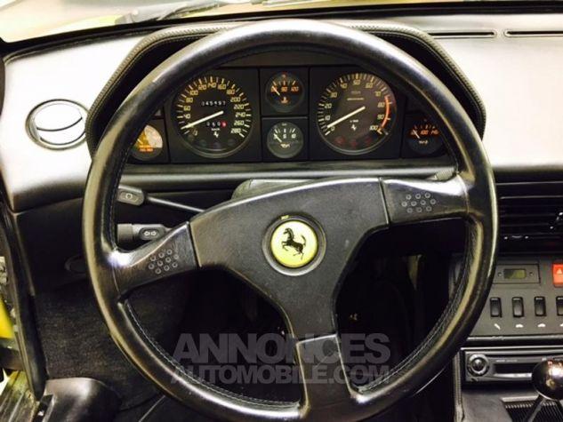 Ferrari Mondial T Cabriolet GIALLO MODENA Occasion - 7