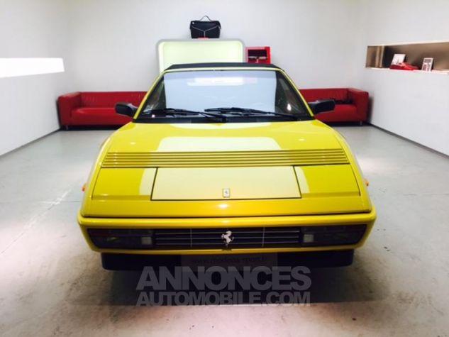 Ferrari Mondial T Cabriolet GIALLO MODENA Occasion - 11