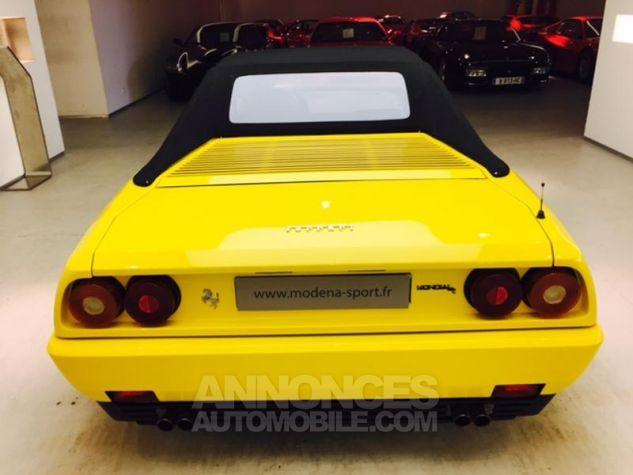 Ferrari Mondial T Cabriolet GIALLO MODENA Occasion - 12