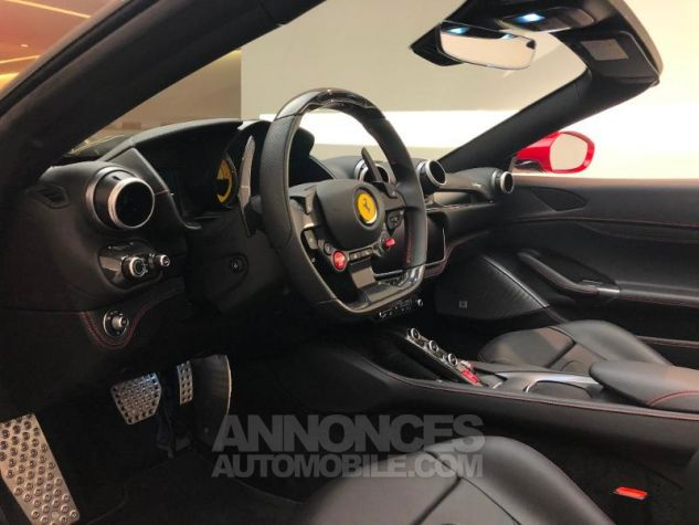 Ferrari Portofino V8 3.9 T 600ch Rouge Rosso Corsa Occasion - 1