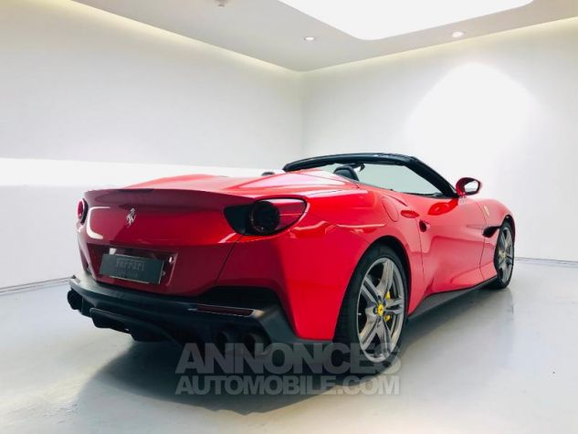 Ferrari Portofino V8 3.9 T 600ch Rouge Rosso Corsa Occasion - 2