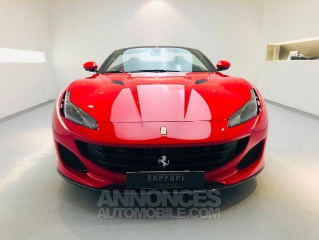 Ferrari Portofino V8 3.9 T 600ch Rouge Rosso Corsa Occasion - 6