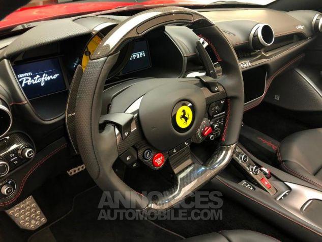 Ferrari Portofino V8 3.9 T 600ch Rouge Rosso Corsa Occasion - 14