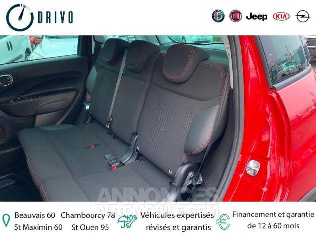 Fiat 500L CROSS SERIE 8 SPORT 1.4 95ch S&S Rouge Passione Neuf - 11