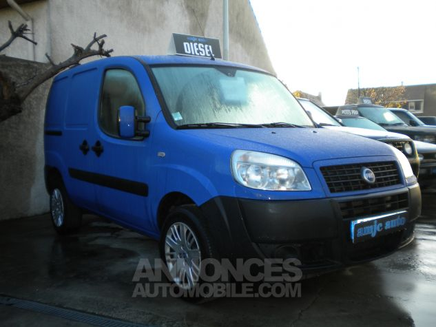 Fiat DOBLO CARGO 1L3 MJT Bleu  Occasion - 1