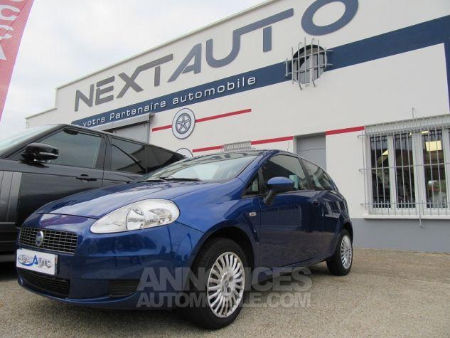 Fiat GRANDE PUNTO 1.4 8V 77CH COLLEZIONE 3P Bleu Occasion - 0