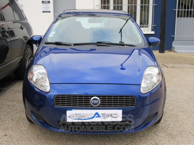 Fiat GRANDE PUNTO 1.4 8V 77CH COLLEZIONE 3P Bleu Occasion - 5