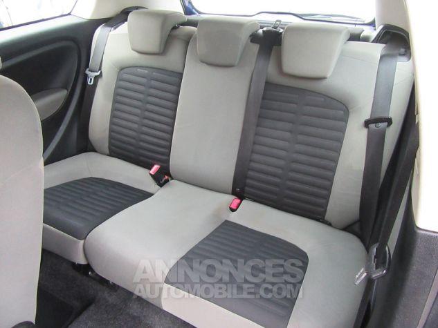 Fiat GRANDE PUNTO 1.4 8V 77CH COLLEZIONE 3P Bleu Occasion - 6