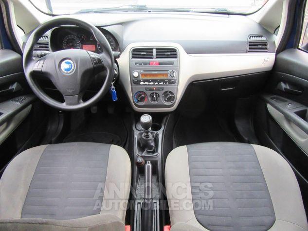 Fiat GRANDE PUNTO 1.4 8V 77CH COLLEZIONE 3P Bleu Occasion - 7