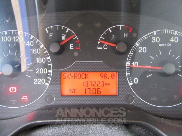 Fiat GRANDE PUNTO 1.4 8V 77CH COLLEZIONE 3P Bleu Occasion - 14