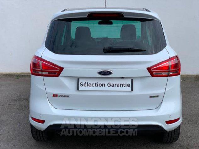 Ford B-MAX 1.0 SCTi 125 S&S EcoB Color Edidion Blanc Occasion - 4