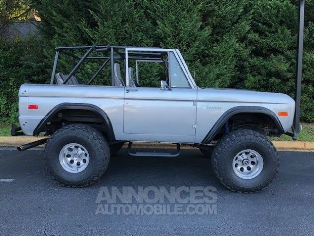 Ford Bronco 1974  Occasion - 0