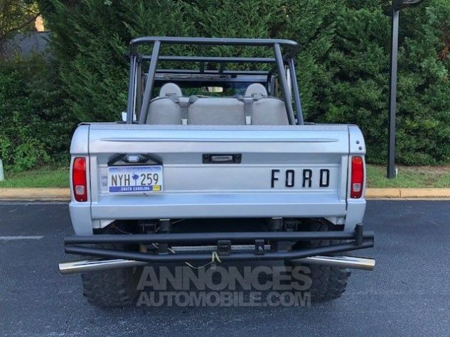 Ford Bronco 1974  Occasion - 3