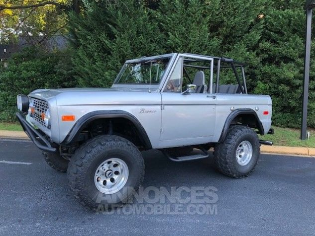 Ford Bronco 1974  Occasion - 4