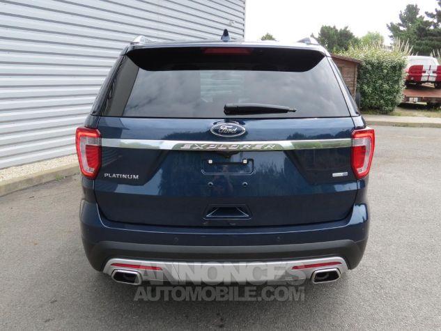 Ford Explorer Platinum 2018 V6 Ecoboost Blue Jean Neuf - 6