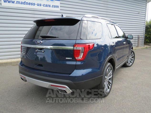 Ford Explorer Platinum 2018 V6 Ecoboost Blue Jean Neuf - 7