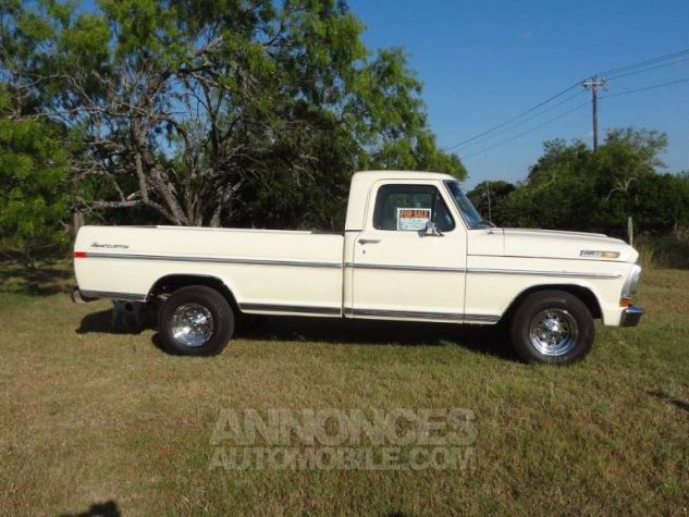 Ford F100 1971  Occasion - 4